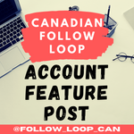 follow_loop_can Instagram Account Feature-Guelph Market