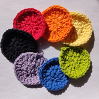Rainbow Cotton Rounds Set - donated by JunglHouse-Guelph Market