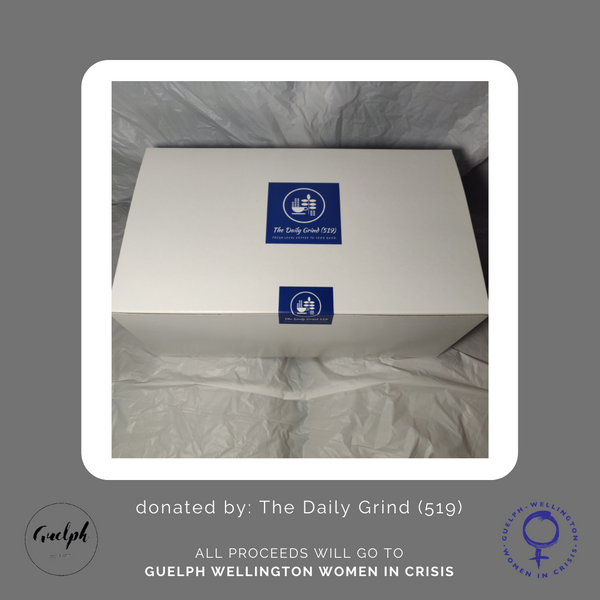 The Daily Grind Gift Box - donated by The Daily Grind (519)-Guelph Market