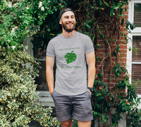 The Green Side Unisex T-Shirt - Junglhouse-Guelph Market