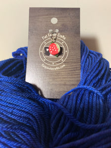 Strawberry Stitch Marker