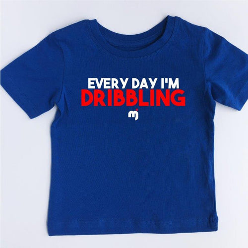 Every day I'm dribbling - Boy's tee