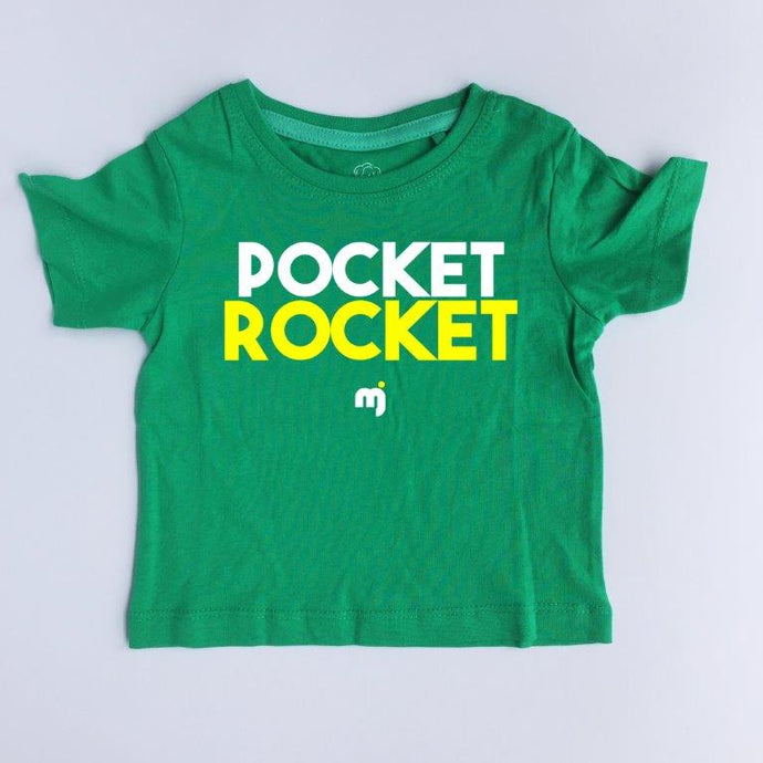 Pocket rocket - Boy's tee