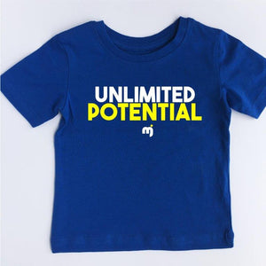 Unlimited potential - Boy's tee