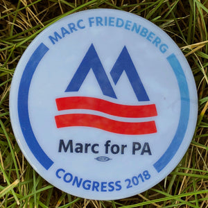 >> NEW DESIGN! Marc for PA Button