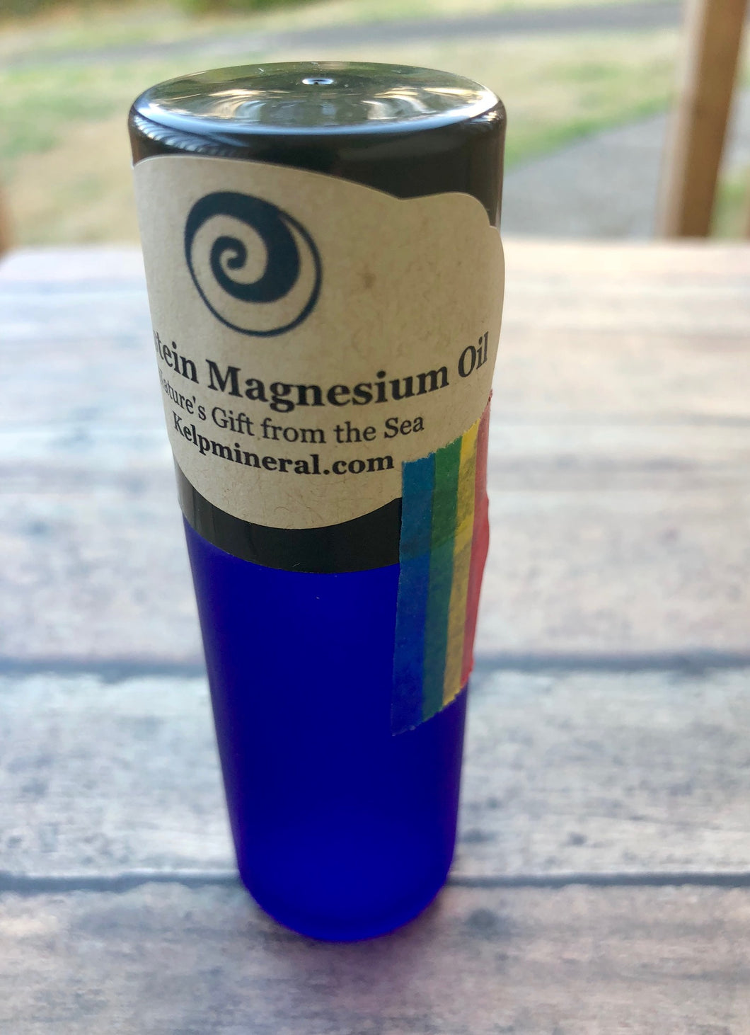 KelpMineral Zechstein Magnesium Roll-On