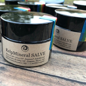 KelpMineral Salve, 1oz. or 1.5oz.