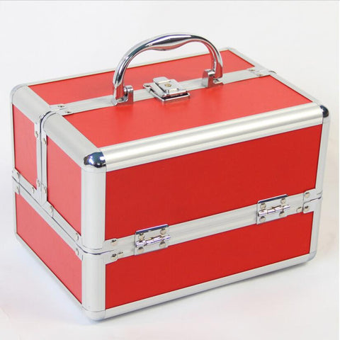 Portable Storage Box Make Up Organizer