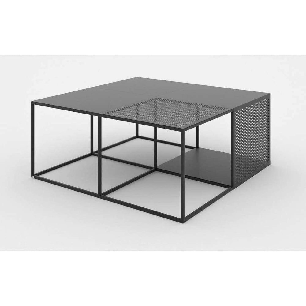 Table Basse Acier Motivo - Table Basse