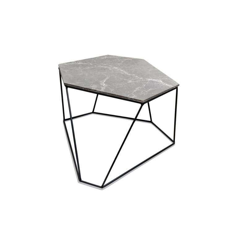 Table Basse En Marbre Bunker51 - Table Basse