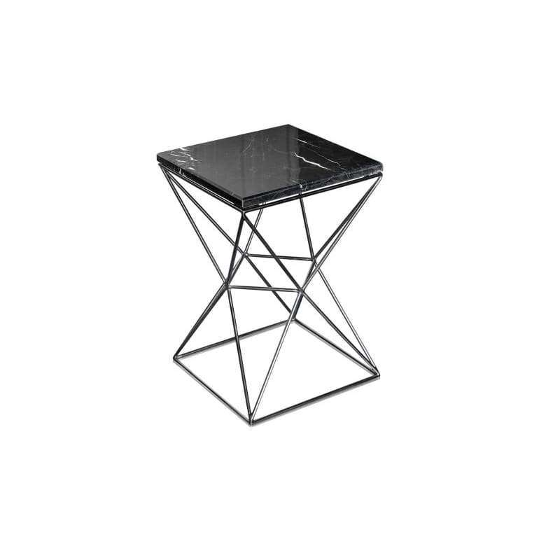 Table Dappoint En Marbre Jules Lamp - Table Dappoint