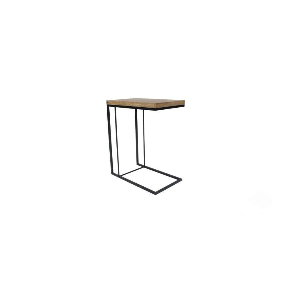 Table Dappoint Felix - Mdf Noir - Table Dappoint