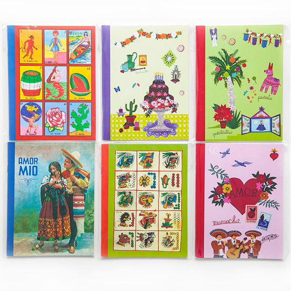 Mexican Note Books