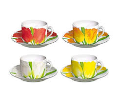 Freedom Tea Cups & Saucer