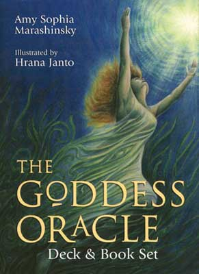 Goddess Oracle set by Amy Sophia Marashinsky & Hrana Janto