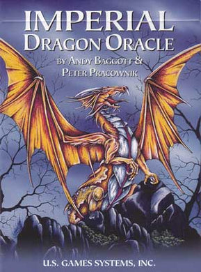 Imperial Dragon Oracle by Andy Baggott & Peter Pracownik