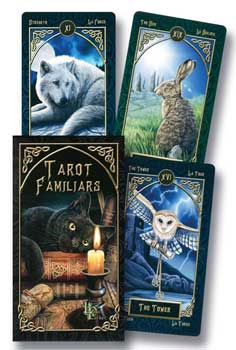 Tarot Familiars by Lisa Parker