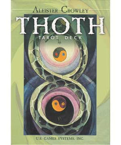 Thoth tarot deck by Crowley/Harris