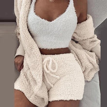 COZY KNIT 3 PIECE SET