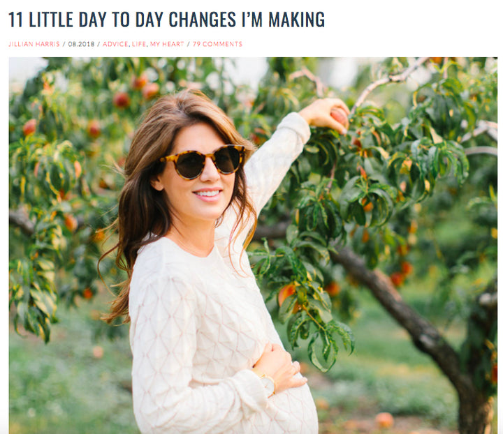 Jillian Harris is making the move to Locality Totes!