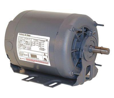 Century RB2026 Motor, Split Ph, 1/4 HP, 1140, 115V 56 4UE69 Belt Drive