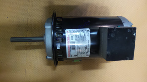 Carrier HD56AK652 Motor 7-184689-01 Century Chiller 1HP 1140 RPM 3PH