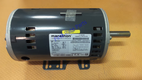 Carrier HD58FE651 Blower Motor 5K49TN4662Z Marathon HD58FK653 230V 460