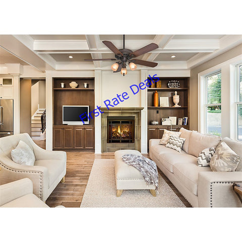 Casablanca 54006 Ainsworth Gallery 54-Inch 5-Blade 3-Light Ceiling Fan