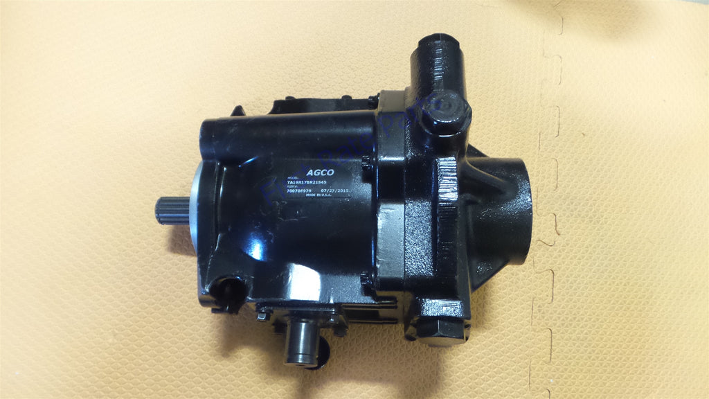 Case IH 700706979 Header Drive Pump Motor Hay Cutting Hydraulic Hessto