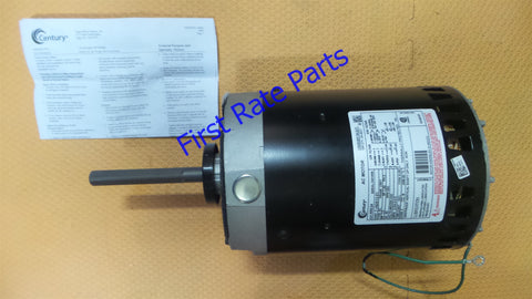 Century H686 Condenser Fan Motor 7-182513-01 AO Smith 4ME24 A.O. 1 HP