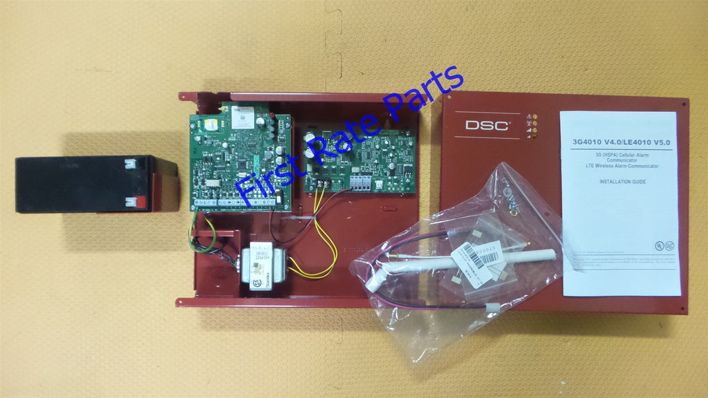 DSC LE4010CF-AT LTE Fire Alarm Communicator Network 4G 3G IP Wireless