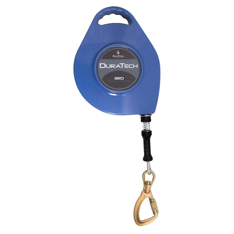 Falltech 7232C DuraTech SRD 30ft 30' Self Retracting Device Lifeline