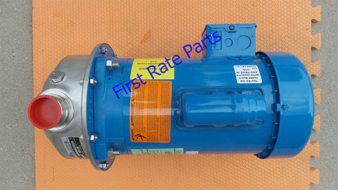 Goulds 2MS1E4E4 Centrifugal Pump MCS Stainless Steel 1 HP Transfer 1.5