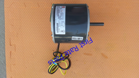 Liebert 1D21122P2 Motor K55HXNBE-4517 US Motors 1/5 HP 380/415V Fan