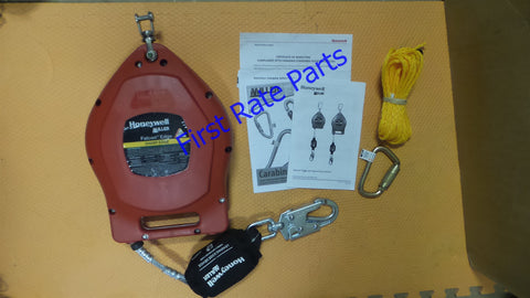 Miller MP30G-LE Self-Retracting Lifeline Honeywell SRL Fall Limiter 30