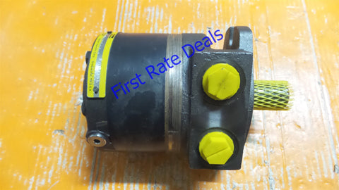 PARKER 110A-129-AS-0 Hydraulic Motor 12.9 Cu. In./Rev 110A-129-AS-0-F