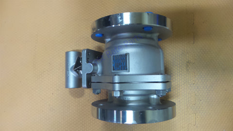 "Sharpe SV50116M030 Stainless Steel Flanged Ball Valve 3"" 50116 316 3in"