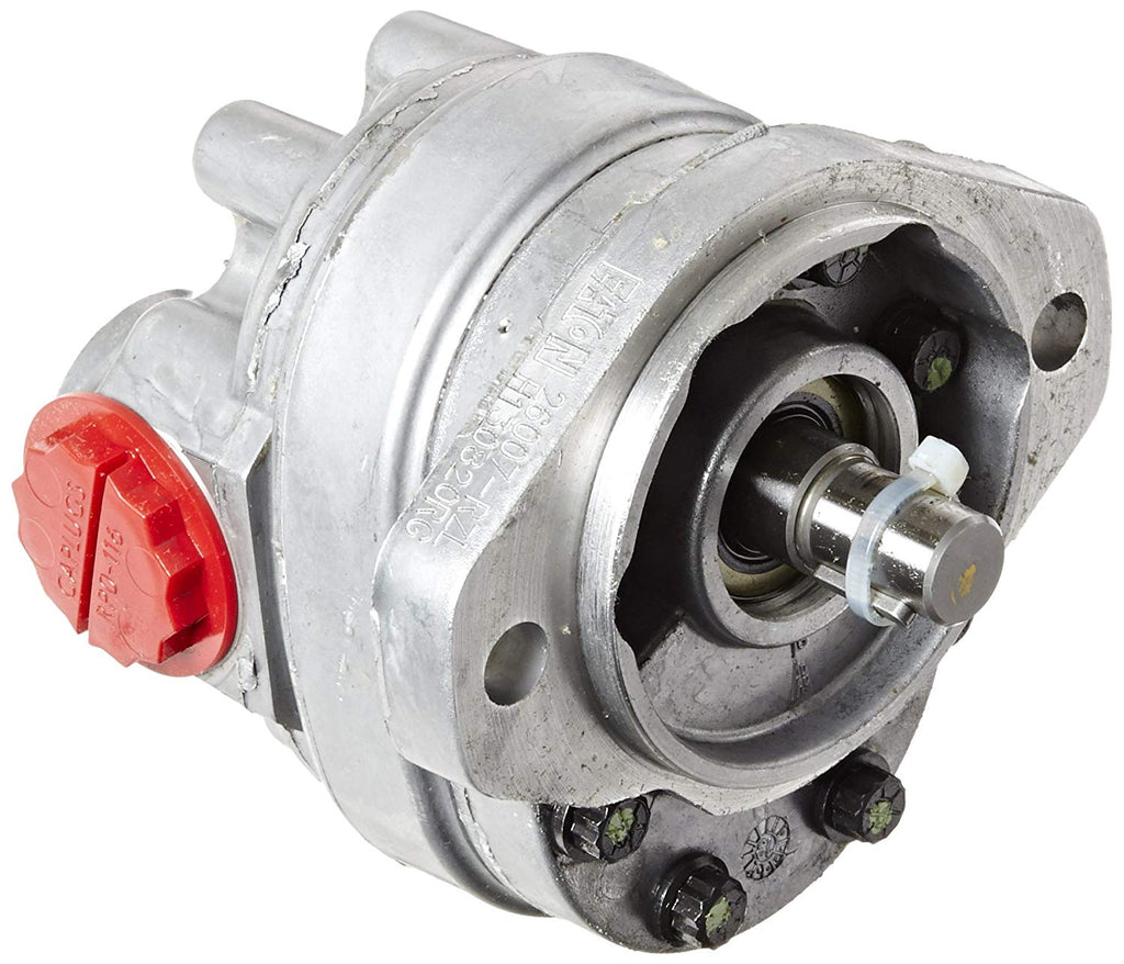 VICKERS 26007-RZL Gear Pump Displace 1.2 15.3 Eaton Hydraulic 20V901