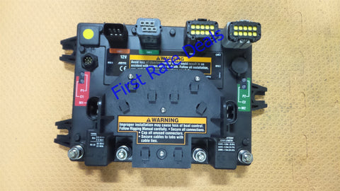Yamaha 6ES-859A0-01 Steering Kit Quad Control Unit SCU Outboard Boat