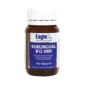 Eagle Sublingual B12 - 100 tabs