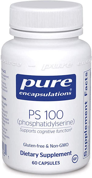 Pure Encapsulations PS 100 - 60 caps