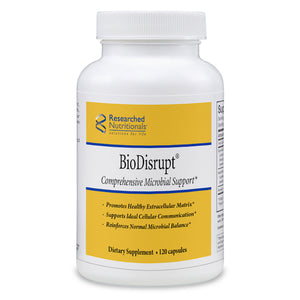 Researched Nutritionals BioDisrupt - 120 caps