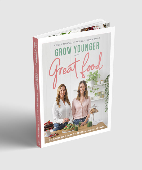Grow Younger with Great Food - Wellness By Jessica
