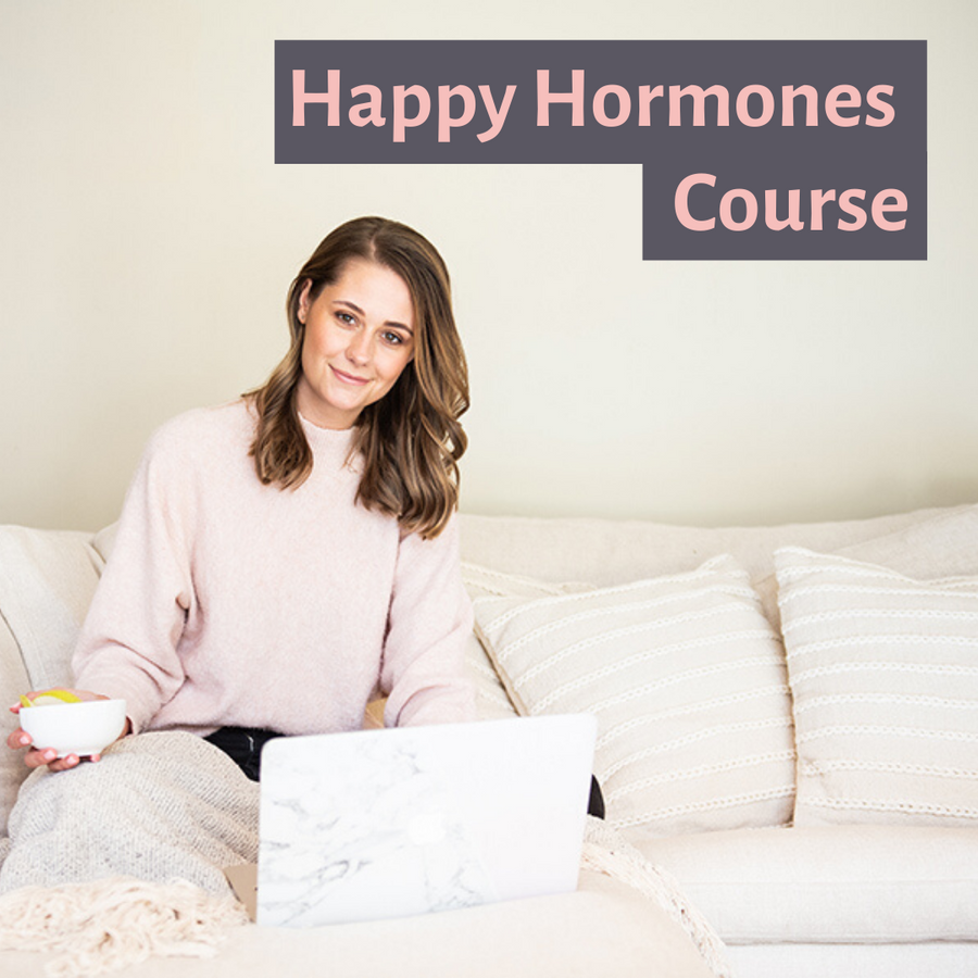 Happy Hormones Course - Enrolments Open