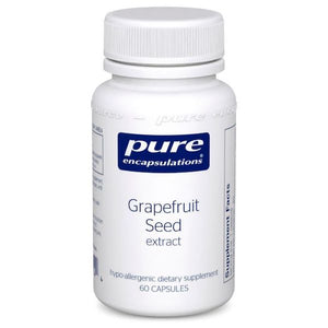 Pure Encapsulations Grapefruit Seed Extract - 60 caps