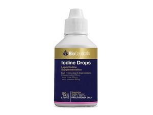 BioCeuticals Iodine Drops 50ml