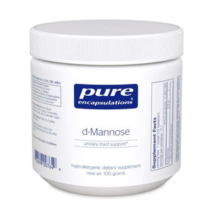 Pure Encapsulations D-Mannose Powder - 50g