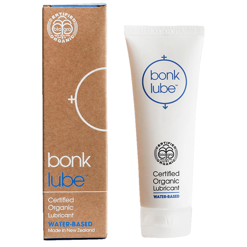 Bonk Lube Water-based Organic Personal Lubricant 75ml