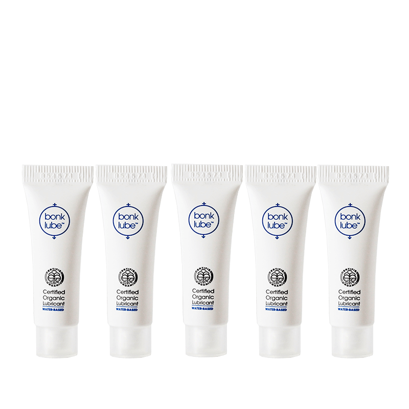 Bonk Lube Fun Packs – Mini Personal Lubricants