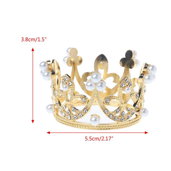 1Pc Newborn Girls Boys Photography Crown Prop